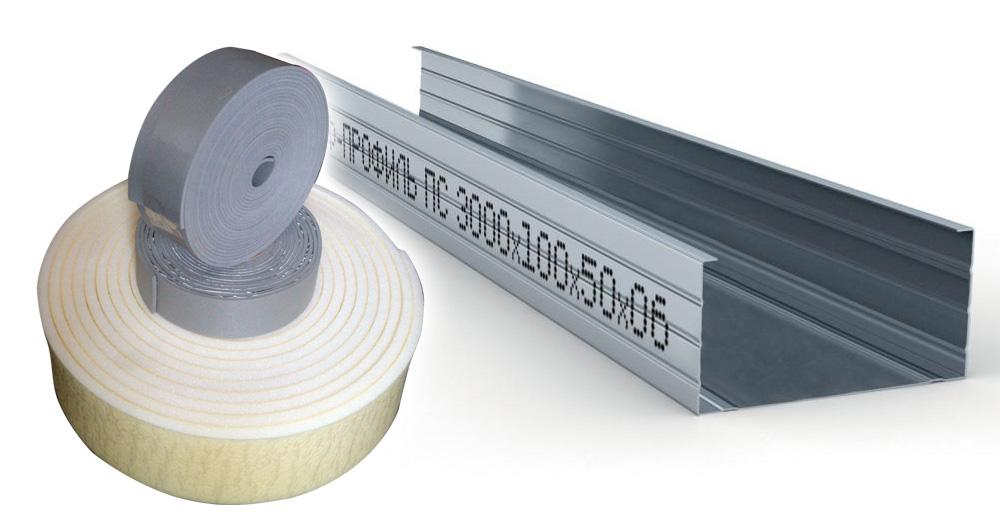 уплотнительные самоклеющиеся ленты