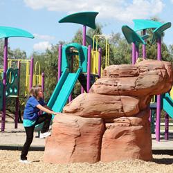 Малые архитектурные формы на детской площадке