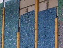 Стена с утеплителем ТОТФОАМ